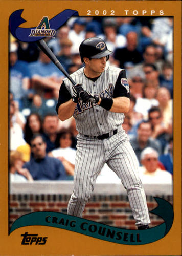 Photo of 2002 Topps #144 Craig Counsell