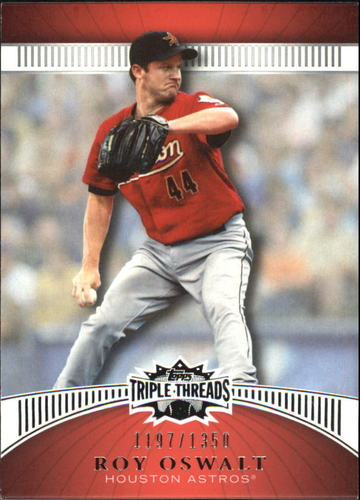 Photo of 2010 Topps Triple Threads #94 Roy Oswalt