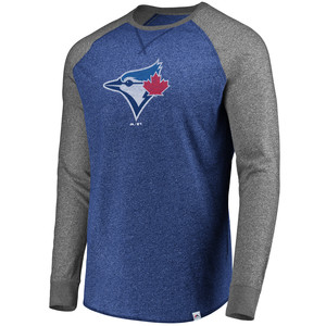 Toronto Blue Jays Static Raglan by Majestic