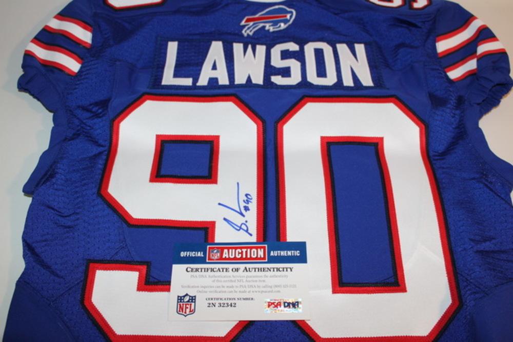shaq lawson bills jersey