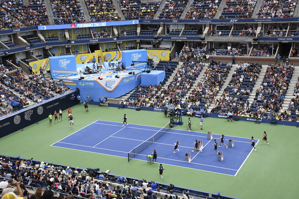 Clickable image to visit Tickets to 2019 Arthur Ashe Kids Day powered by Net Generation and Meet & Greet