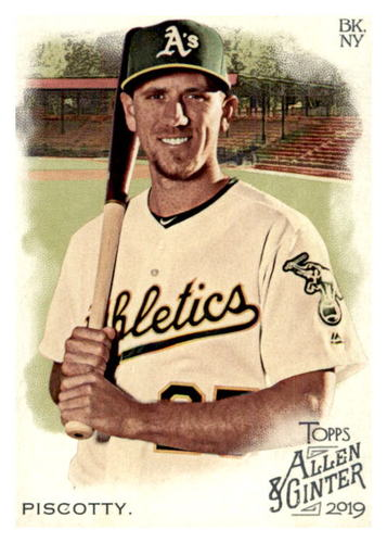 Photo of 2019 Topps Allen and Ginter #221 Stephen Piscotty