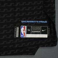 Caleb Swanigan - Sacramento Kings - Game-Worn Statement Edition Jersey - NBA India Games - 2019-20 NBA Season