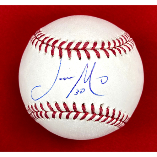 Photo of Jason Motte Autographed Baseball