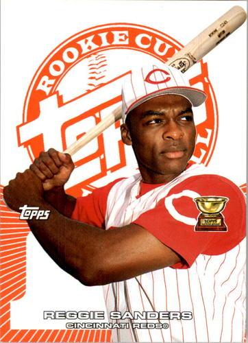 Photo of 2005 Topps Rookie Cup Orange #84 Reggie Sanders