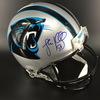 Panthers  - Luke Kuechly Signed Proline Helmet
