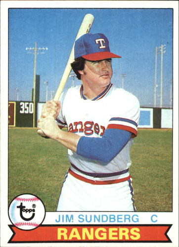 Photo of 1979 Topps #120 Jim Sundberg