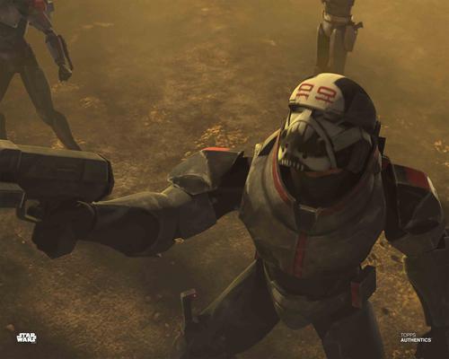 Bad Batch Clone Trooper Wrecker
