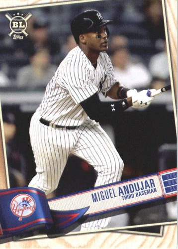 Photo of 2019 Topps Big League #182 Miguel Andujar
