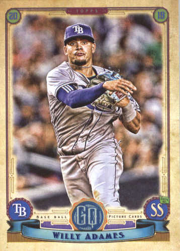 Photo of 2019 Topps Gypsy Queen #268 Willy Adames