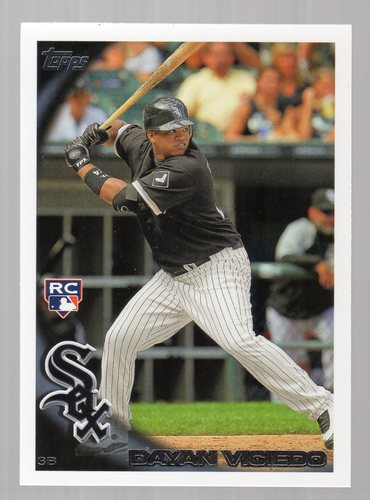 Photo of 2010 Topps Update #US2 Dayan Viciedo RC