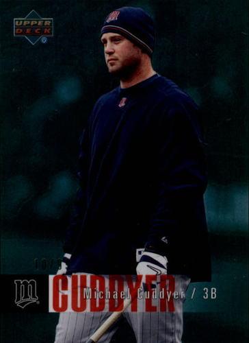 Photo of 2006 Upper Deck Special F/X Green #281 Michael Cuddyer /99