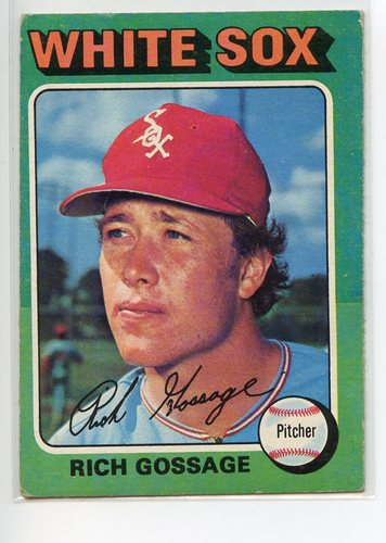 Photo of 1975 Topps #554 Goose Gossage