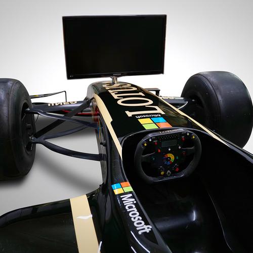 Photo of Lotus Half Simulator Car