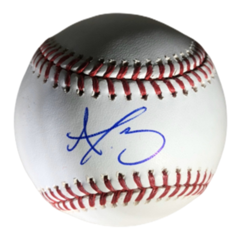 Photo of Dustin May Authentic Autographed Baseball