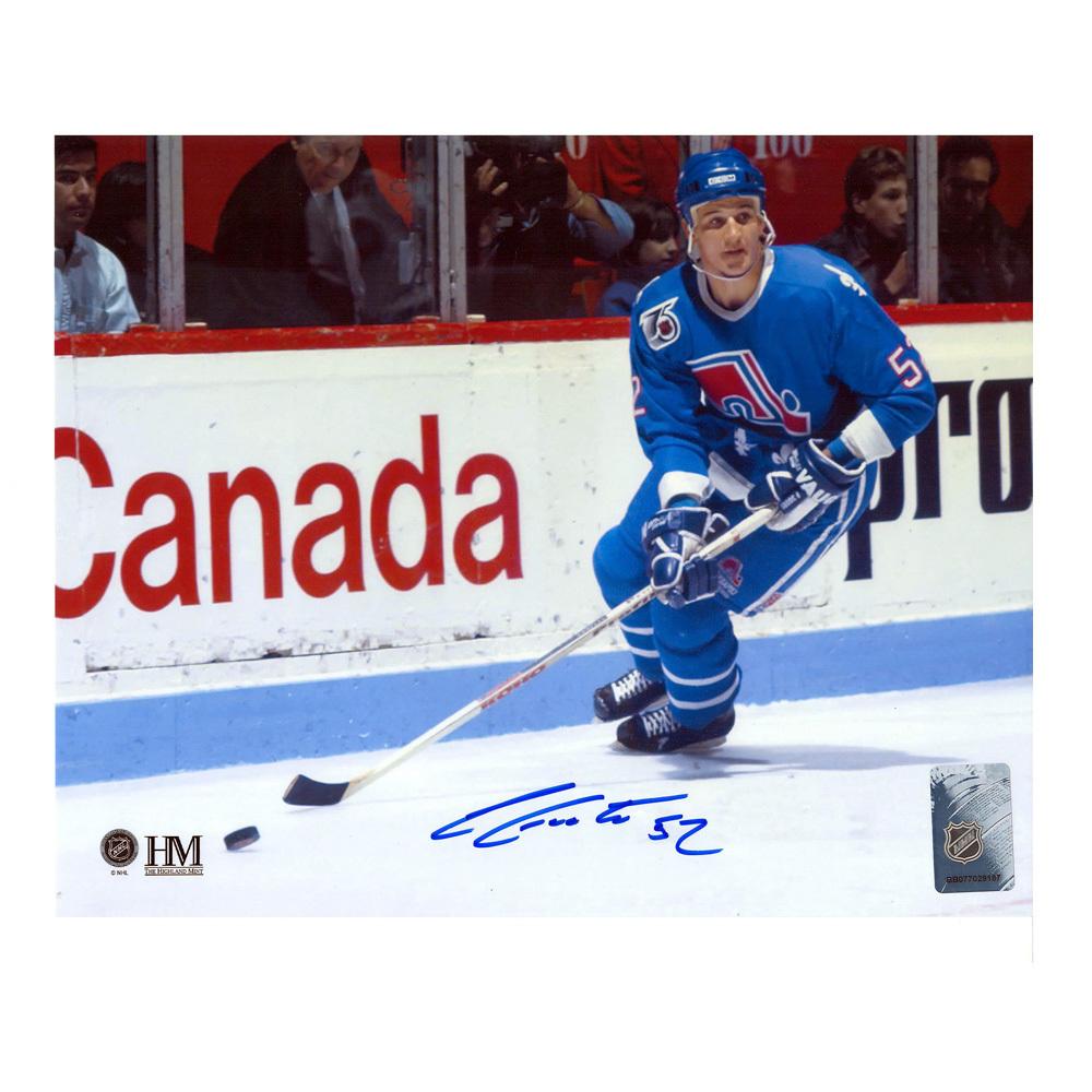 Adam Foote Quebec Nordoques 8 x 10 Photo - 70495