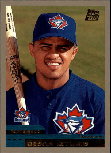 Photo of 2000 Topps Traded #T51 Cesar Izturis RC