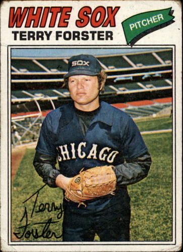 Photo of 1977 Topps #271 Terry Forster