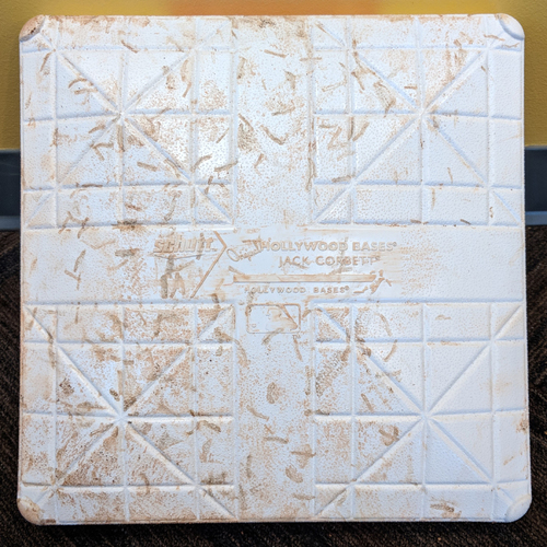 Photo of Mother's Day 3rd Base: Game-Used