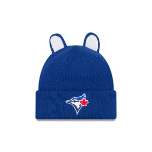 Toronto Blue Jays Child's Cozy Cutie Knit Cap by New Era