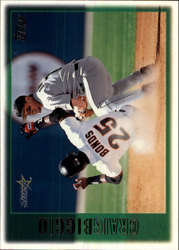 Photo of 1997 Topps #85 Craig Biggio
