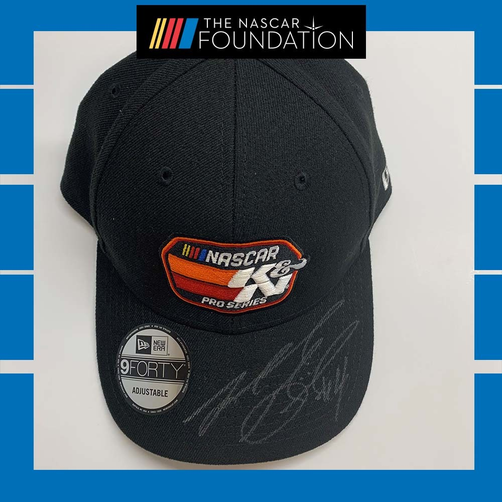 NASCAR's Todd Gilliland Autographed hat!
