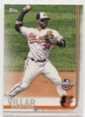 Photo of 2019 Topps Opening Day #82 Jonathan Villar