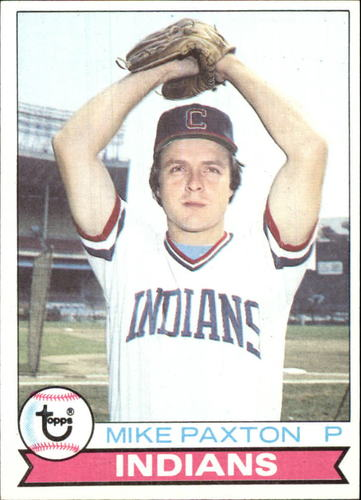 Photo of 1979 Topps #122 Mike Paxton
