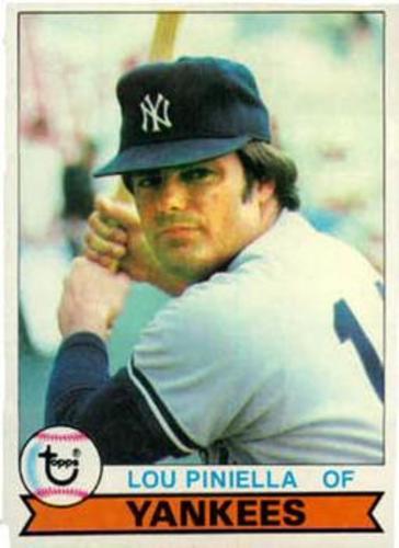 Photo of 1979 Topps #648 Lou Piniella