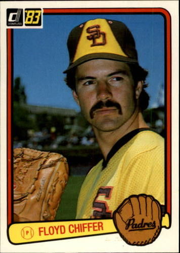 Photo of 1983 Donruss #44 Floyd Chiffer