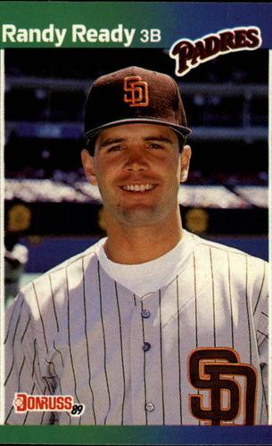 Photo of 1989 Donruss #365 Randy Ready