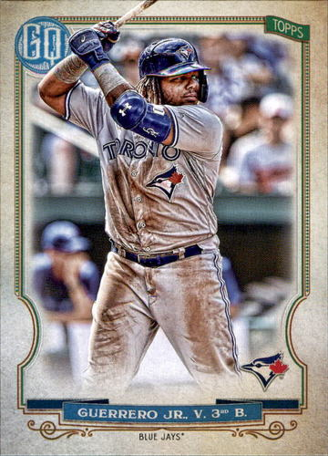 Photo of 2020 Topps Gypsy Queen #48 Vladimir Guerrero Jr.