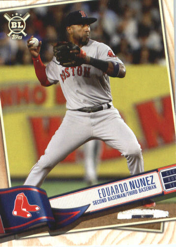 Photo of 2019 Topps Big League #185 Eduardo Nunez