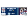476cb6338bb Teemu Tribute Night - Warm up Issued - Mark Scheifele - NHL Auctions