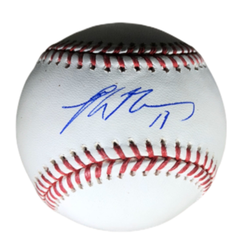 Photo of Max Muncy Authentic Autographed Baseball