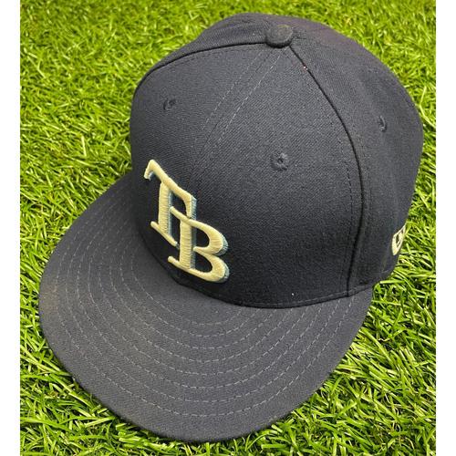 Team Issued TB Cap: Hunter Renfroe #11