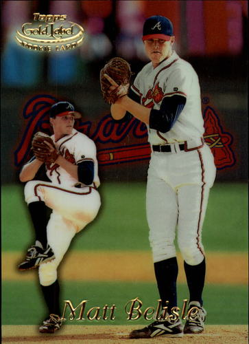 Photo of 1999 Topps Gold Label Class 1 #93 Matt Belisle RC
