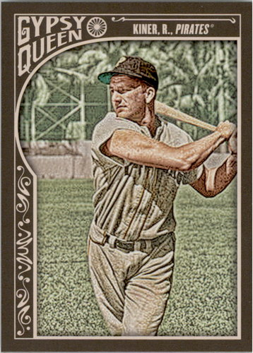 Photo of 2015 Topps Gypsy Queen #134 Ralph Kiner
