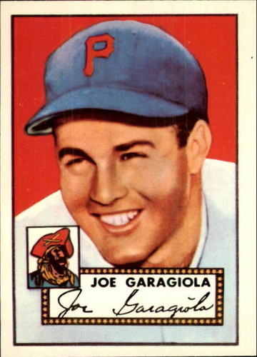 Photo of 1983 Topps 1952 Reprint #227 Joe Garagiola