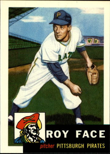Photo of 1991 Topps Archives 1953 #246 Roy Face