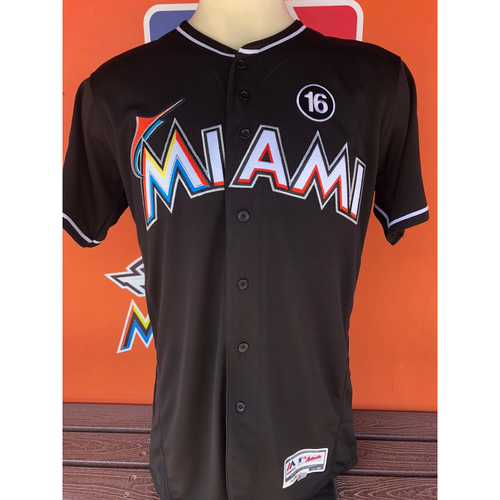 Photo of Game-Used Jersey: Ichiro Suzuki - Aug. 8, 2017 - *Double Play & Outfield Assist*  (Size 42)