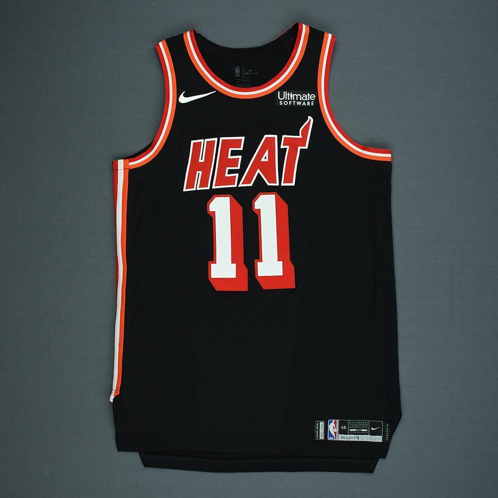 Dion Waiters - Miami Heat - Game-Worn Classic Edition 1988-99 Road Jersey - 2017-18 Season