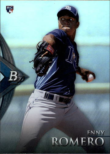 Photo of 2014 Bowman Platinum #99 Enny Romero RC