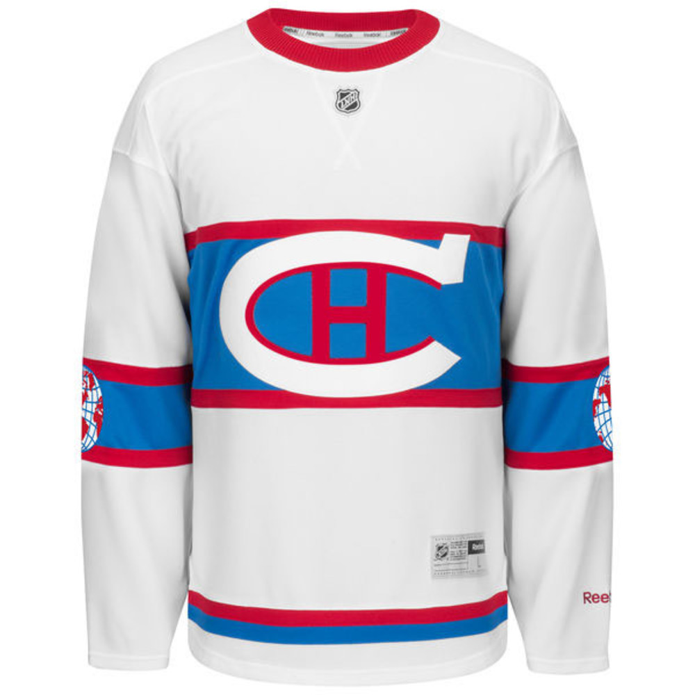 Montreal Canadiens 2016 NHL Winter Classic Jersey - Size XL