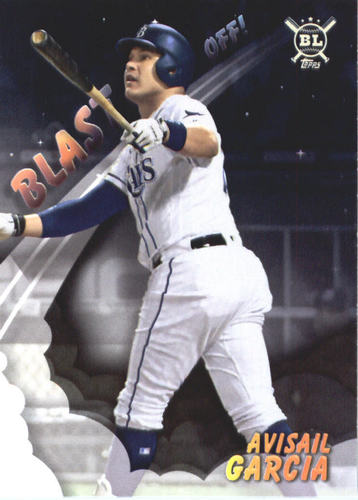 Photo of 2019 Topps Big League Blast Off #BO5 Avisail Garcia