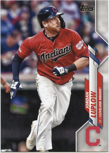 Photo of 2020 Topps #565 Jordan Luplow