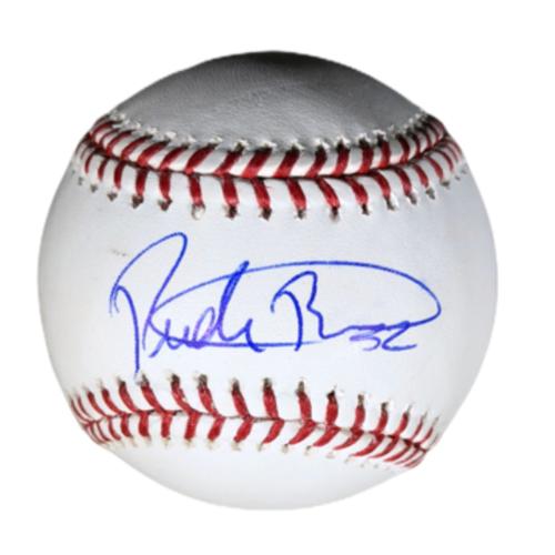 Photo of Pedro Baez Authentic Autographed Baseball