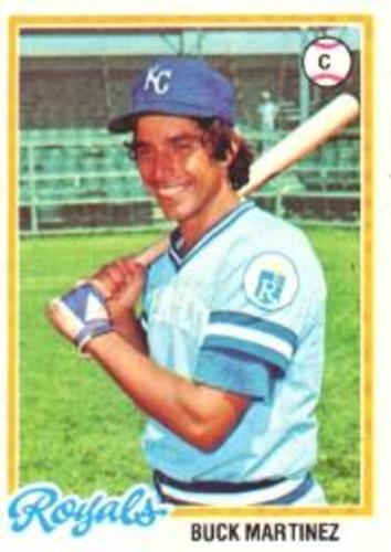 Photo of 1978 Topps #571 Buck Martinez
