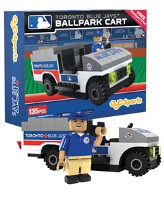 Toronto Blue Jays Ball Park Cart Toy Figurine by OYO Sports