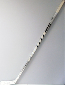 #8 Joe Pavelski Game Used Stick - Autographed - San Jose Sharks